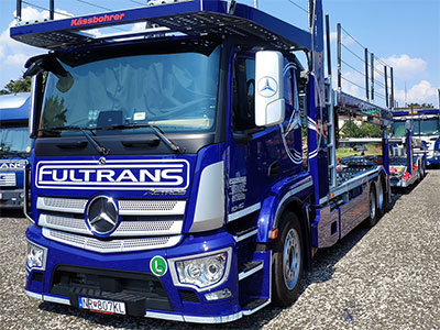 FulTrans Truck: Our New Addition